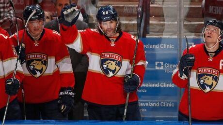 Jaromir Jagr Joins Mark Messier For 2nd On NHL's Career Scoring List