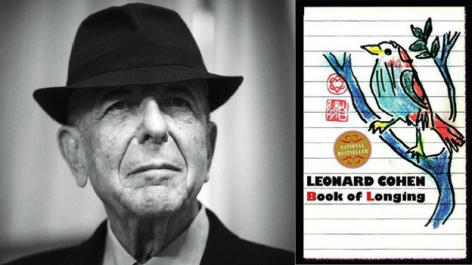 Leonard Cohen spoke to Shelagh Rogers in 2006, shortly after the publication of Book of Longing.