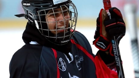 Hockey Phenom From Abu Dhabi Gets Her Chance Of A Lifetime