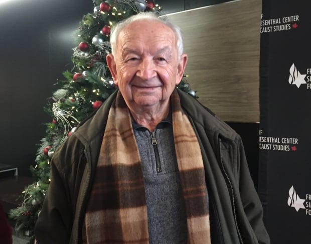 Howard Chandler/Holocaust survivor Toronto
