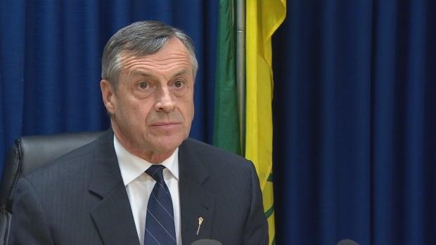 Don Morgan - Saskatchewan Education Minister