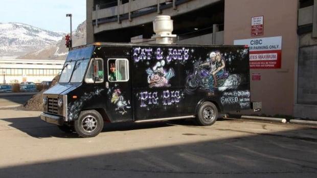 Ubc Food Truck