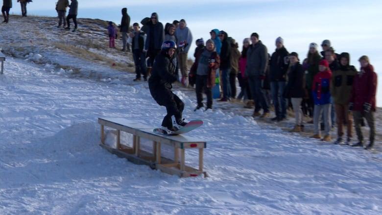 Snowboard saskatoon