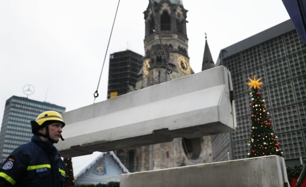 GERMANY BERLIN ATTACK CHRISTMAS MARKET AFTERMATH
