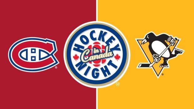 hockey night in canada canadiens vs penguins cbc sports
