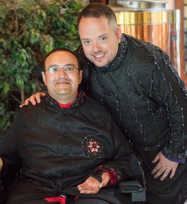 Jeff MacPherson and Amit Rahalkar wedding