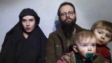 Afghan Hostage Parents