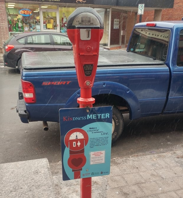 Kindness meter in Truro