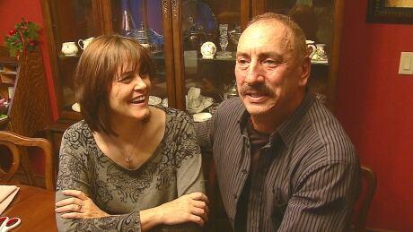 Dan and Darlene Desgagne cancer couple