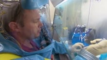 World Health Organization says it has a vaccine against Ebola that's highly protective