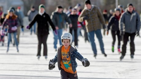 FEA Christmas Day Skate 20121225