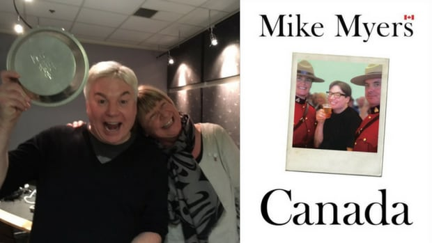 Mike Myers Shelagh Rogers