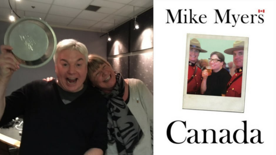 Mike Myers joined The Next Chapter host Shelagh Rogers in studio to talk about his new book about being Canadian.