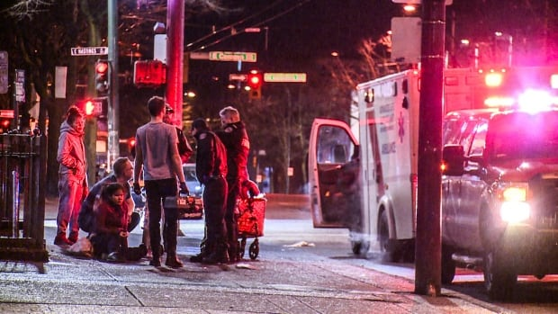 Vancouver Fire and Rescue Services responded to 499 overdose-related calls in  August.