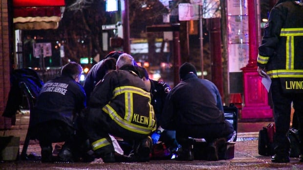 B.C. paramedics respond to 96 overdose calls a day in May, highest in a single month over last 5 years