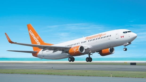Daniel MacDuff of L'Ancienne-Lorette, Que., is suing Sunwing after the airline failed to serve him champagne on board, as advertised.
