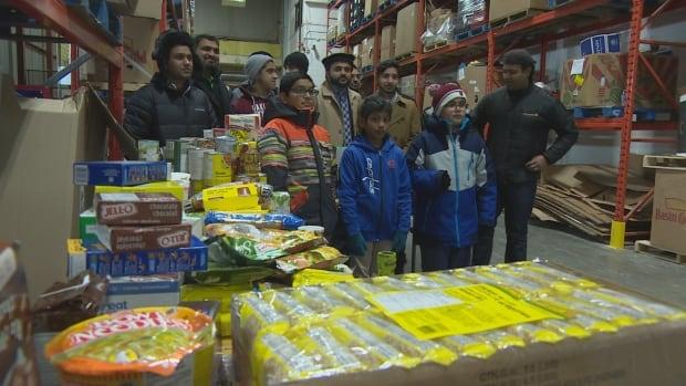 Calgary Muslim Food Bank