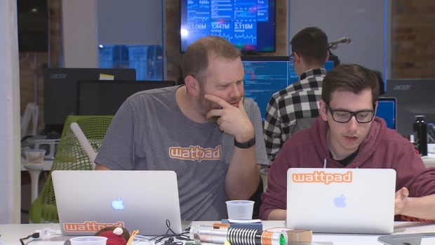 Toronto-based startup Wattpad helps novice writers get their stories published online, providing a platform that boasts 45 million readers who consume 15 billion minutes of content every month.