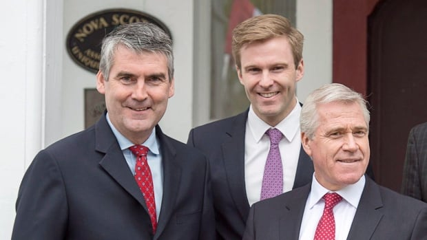Nova Scotia Premier Stephen McNeil, New Brunswick Premier Brian Gallant, Newfoundland and Labrador Premier Dwight Ball have all made bilateral deals with the federal government on health funding for the next decade.