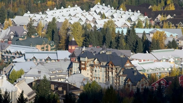 Many jobs in Whistler are filled by Australians staying in Canada on working holiday visas.