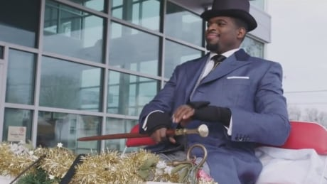 P.K. Subban holiday surprise