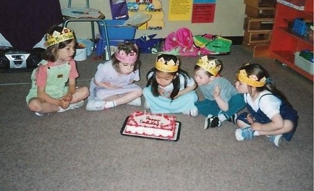 Rachael Longridge birthday party