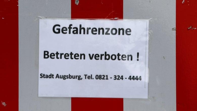 Ww2 Christmas Day.German Town Evacuated Christmas Day To Dismantle Ww Ii Bomb