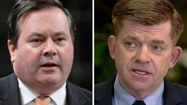 PC Leader Jason Kenney and Wildrose Leader Brian Jean are meeting Monday in Edmonton to talk about uniting Alberta conservatives.
