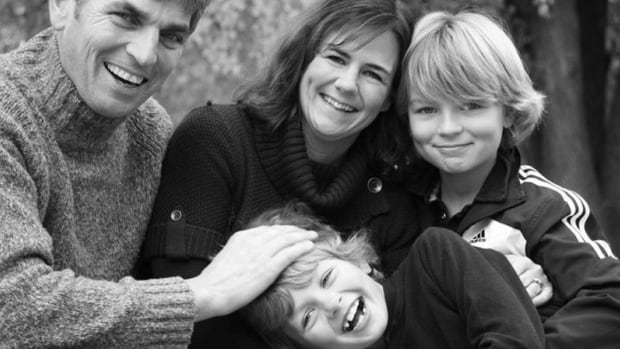 Geoff Taber and Jacquie Gardner, along with their two sons, are believed to have died in their family cottage near Peterborough, Ont., after a fire broke out Christmas Eve.
