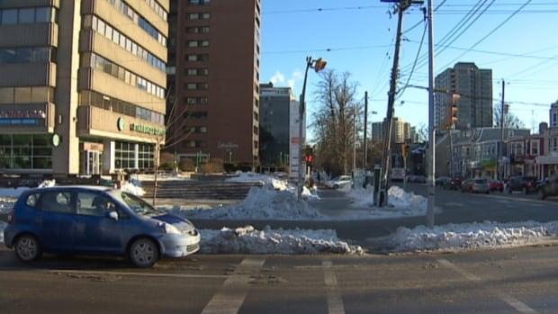 Halifax crosswalk