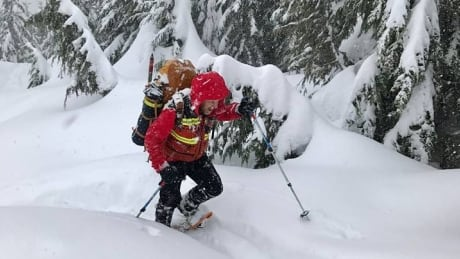 Search and rescue future uncertain following B.C. budget