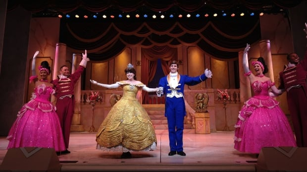 Beauty And The Beast Kitchener Waterloo Theatre