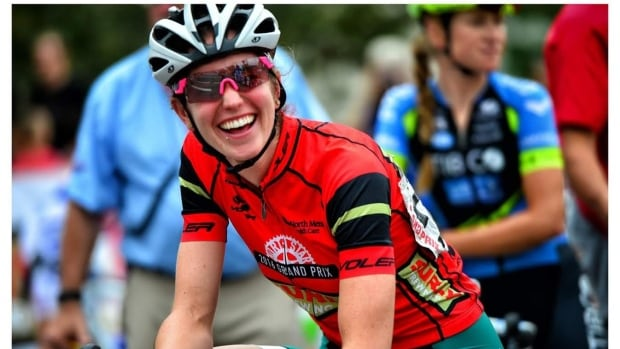 Ellen Watters died Wednesday after being critically injured in a collision with a vehicle on a Dec. 23 training run.