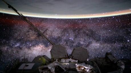 NASA Milky Way Earth