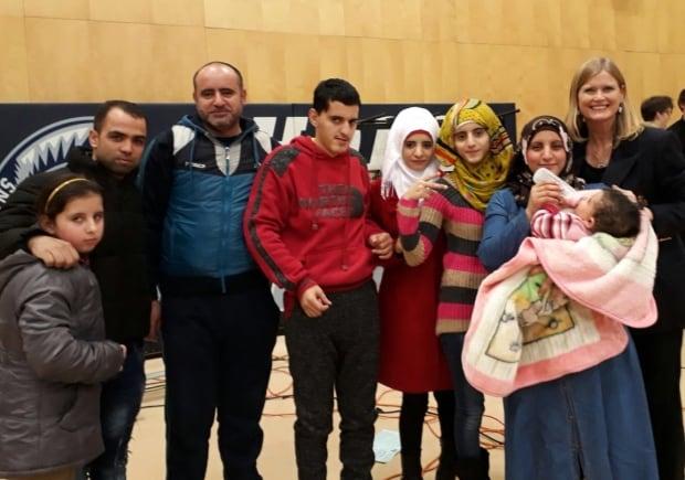 Seham Alomar family