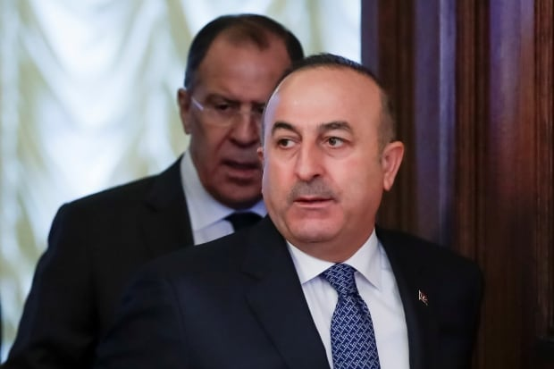 TURKEY-RUSSIA/DIPLOMAT-TALKS