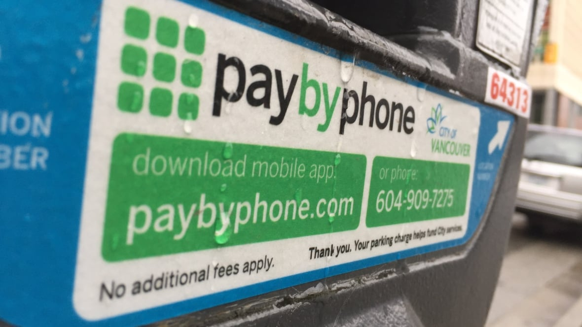 Vancouver Based Paybyphone App Acquired By German Auto