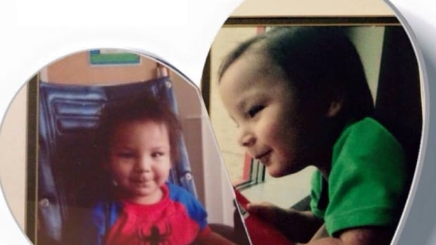 Traezlin Denzel Starlight, 2, died in a Calgary hospital on Sept. 25, 2014, after being admitted to hospital a week earlier with injuries. His mother, Livia Starlight, from the Tsuut'ina First Nation southwest of Calgary, pleaded guilty to manslaughter in 2017.