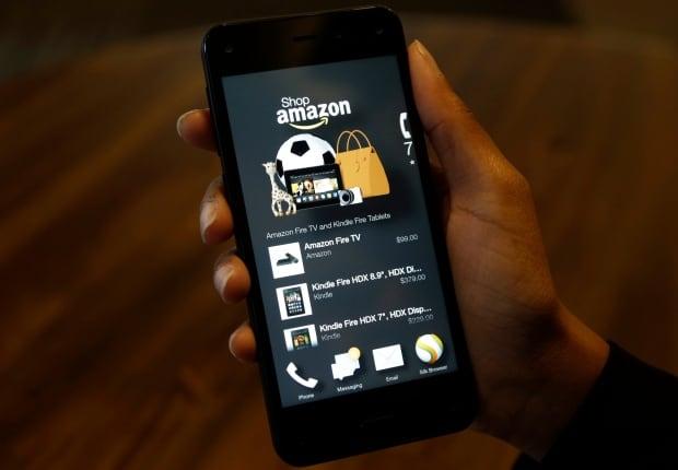 APTOPIX Amazon Smartphone