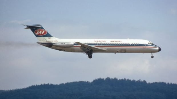 Yugoslav Airliner