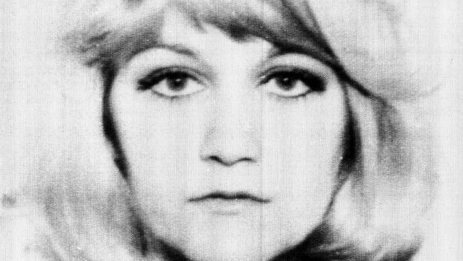 Vesna Vulović in 1972.