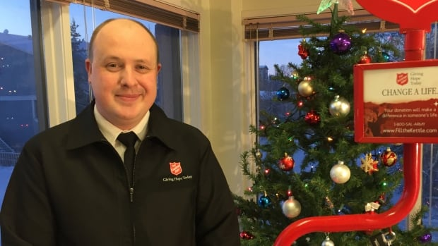 Though the Salvation Army in Yellowknife missed its goal of $45,000 it was the organization's second-most successful campaign