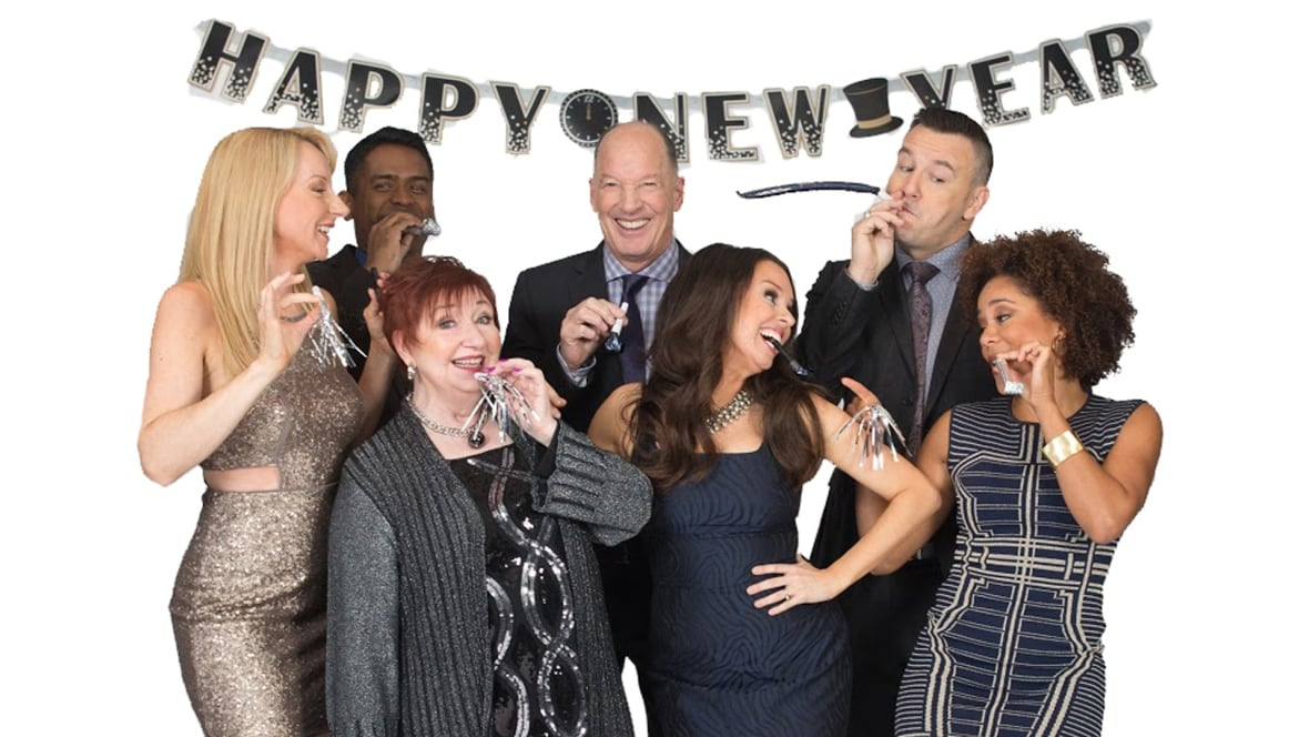 Air farce to air its new year 39 s eve special a day early for Farcical person
