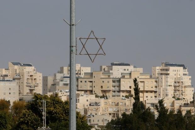 ISRAEL-PALESTINIANS/SETTLEMENTS