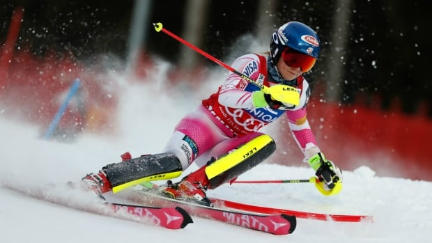 Mikaela Shiffrin's Slalom Dominance Continues In Austria With Seventh Straight