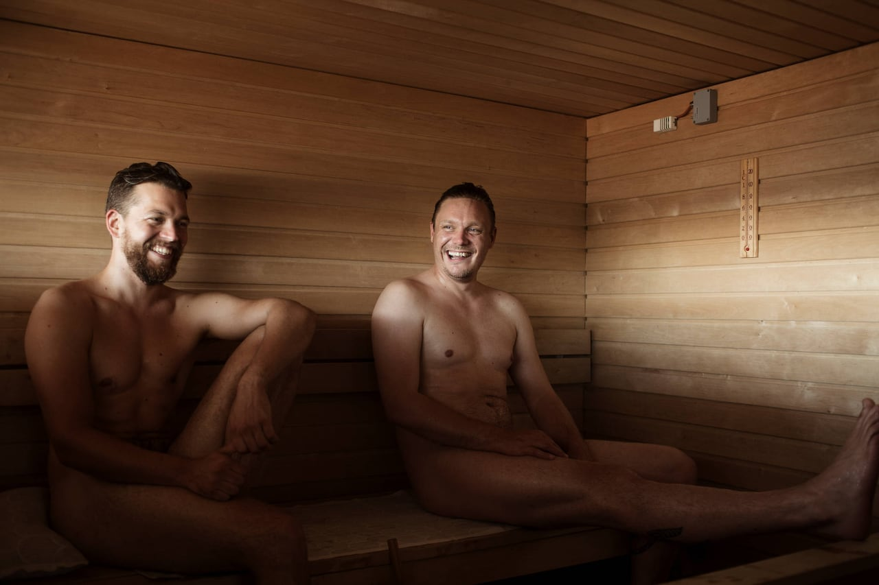 Sauna nude boy picture gay i then applied