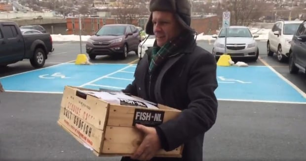 RYan Cleary FISH-NL box Labour Board