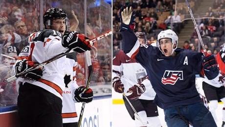 WJC: Canada-U.S. Rivalry Always Has Plenty Of Intrigue