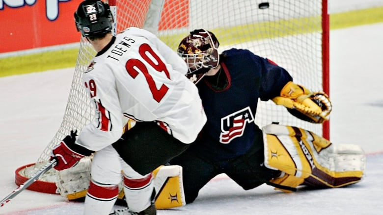 Canada U S A Look At Their Best World Junior Games Cbc Sports