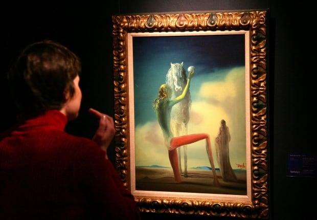 BRITAIN AUCTION ART